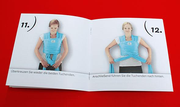uhl media quadratische brosch ren drucken lassen format 12 x 12 cm. Black Bedroom Furniture Sets. Home Design Ideas